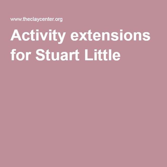 1000+ Ideas About Stuart Little On Pinterest