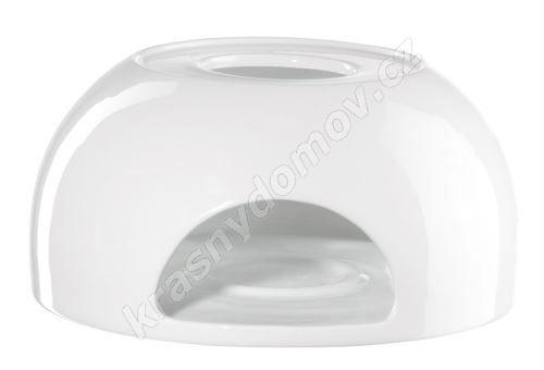 Ohříváček pod konvičku MOA ASA Selection, porcelán, bílá (lesklá)