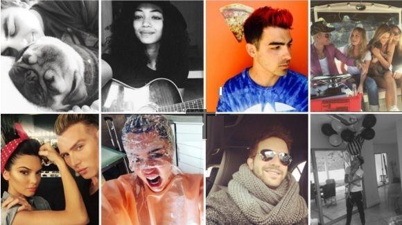 Miley Cyrus, Berta Vázquez, Justin Bieber et Abraham Mateo se préparent à célébrer la Saint Valentin avec les meilleures Twitpics