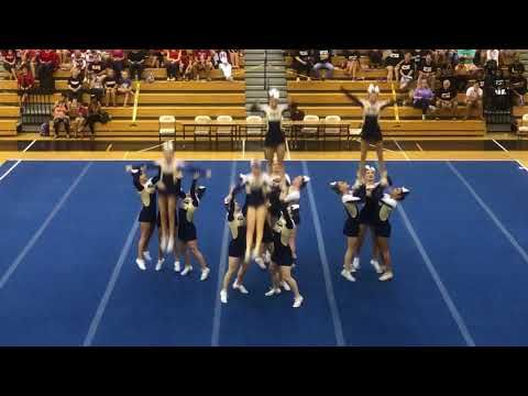 West Forsyth Wolverines Cheer 2017 - YouTube