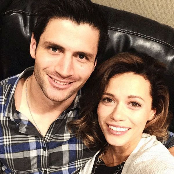 Bethany Joy Lenz and James Lafferty's TV Son Is All Grown Up at One Tree Hill Reunion Bethany Joy Lenz, James Lafferty, Instagram