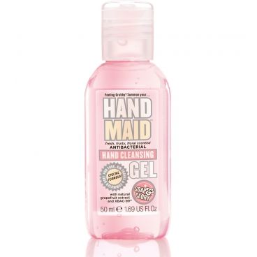 HAND MAID™ Soap and Glory Love this - smells so much better than regular anti-bac hand gels.