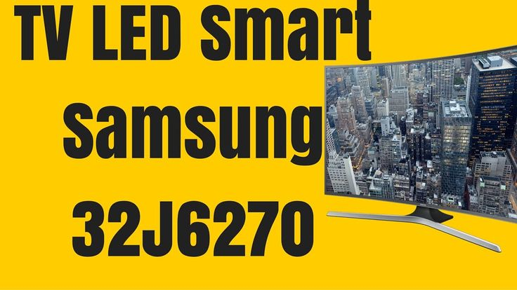 Samsung 32J6270 - Televizor LED Smart Samsung 81 cm 32J6270 Full HD