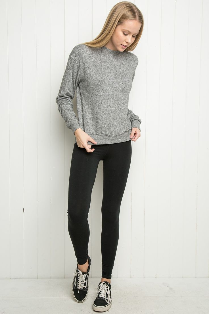 Brandy ♥ Melville | Orlena Sweatshirt - Clothing