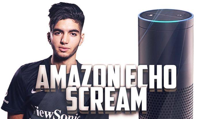 Amazon Echo - ScreaM Mod