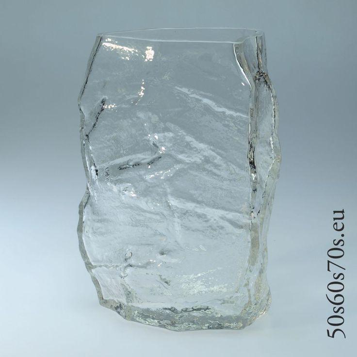 Glas Vase Peill