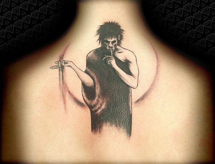 Neil Gaiman's Sandman Tattoo by Elisa Nobre