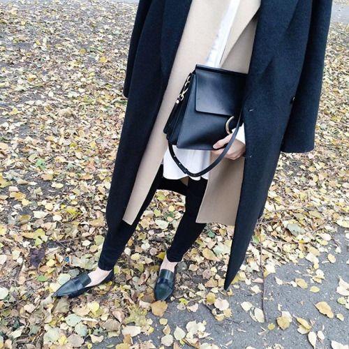 Chloé Faye Navy Bag