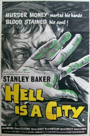 Hell Is A City (1960) - Donald Pleasence DVD