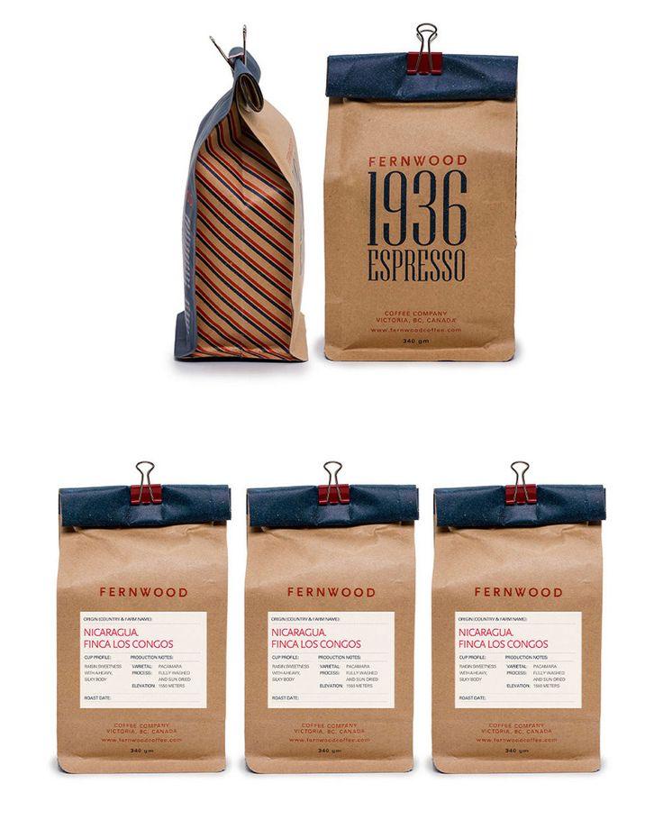 // Fernwood Coffee / Designed by Glasfurd & Walker, Vancouver //