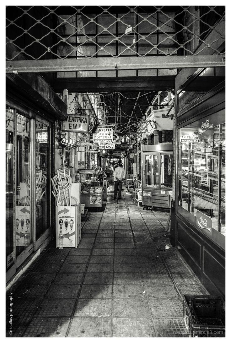 """Marketplace"" Thessaloniki, Greece 2013"