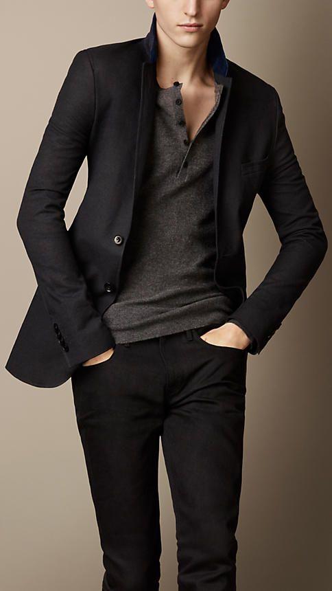 Oxford-Jacke aus Baumwolle | Burberry