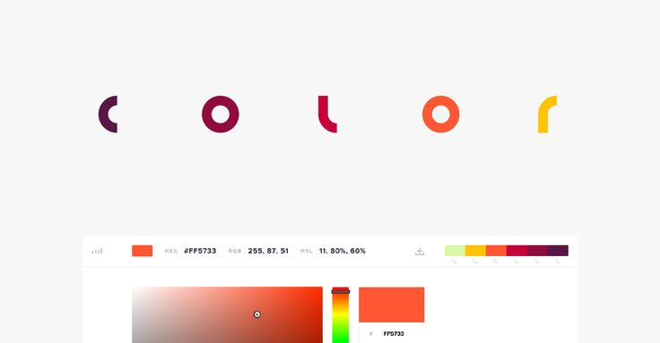 Easily find HTML color codes for your website including Hex color codes, RGB, and HSL values with our color picker, color chart, and HTML color names.