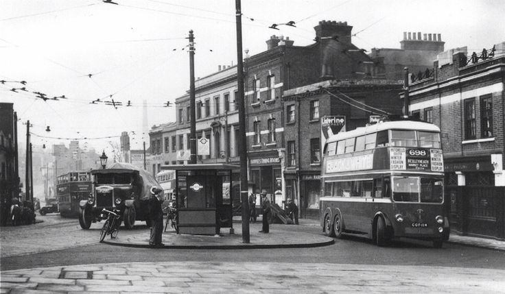 Tram Terminus Woolwich