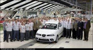 2008 Seat Ibiza SEATs Martorell Plant Produces Car - http://sickestcars.com/2013/05/21/2008-seat-ibiza-seats-martorell-plant-produces-car/