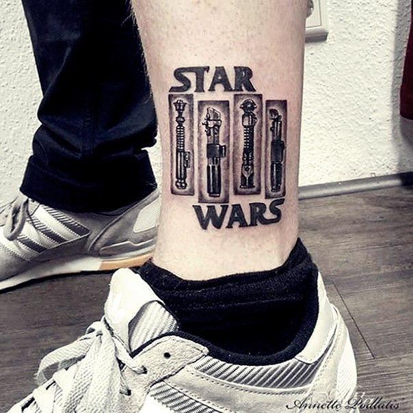 star wars lightsaber tattoo-23