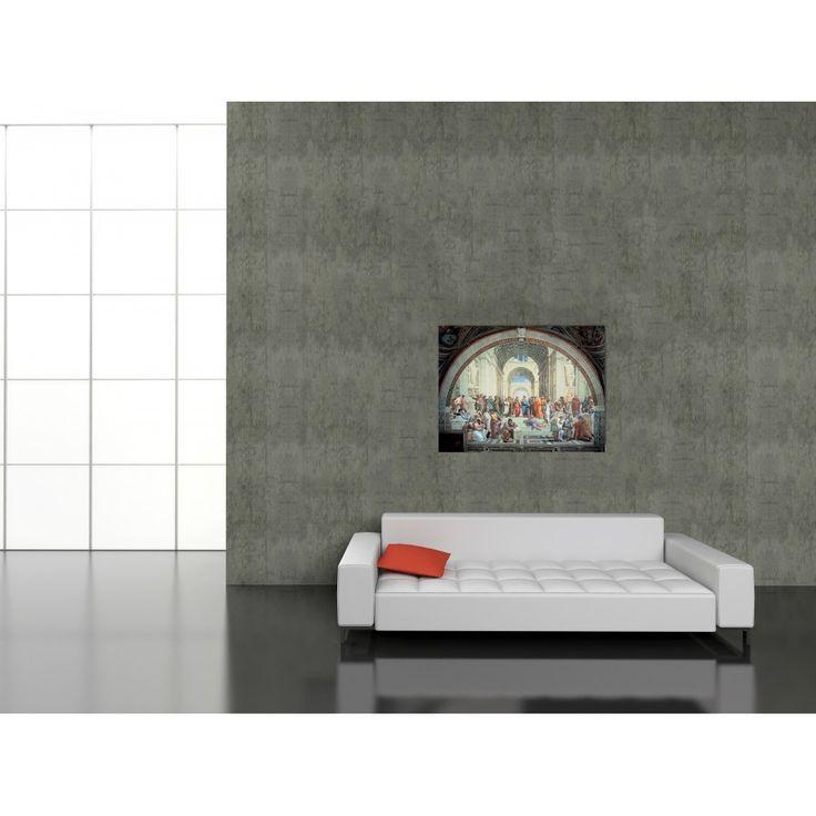 RAFFAELLO - THE SCHOOL OF ATHENS (140x106 cm / 100x76 cm) #artprints #interior #design #art #print #iloveart #followart  Scopri Descrizione e Prezzo http://www.artopweb.com/EC17368