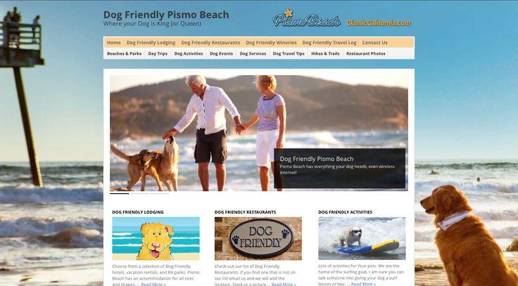 Dog Friendly Pismo Beach Restaurants