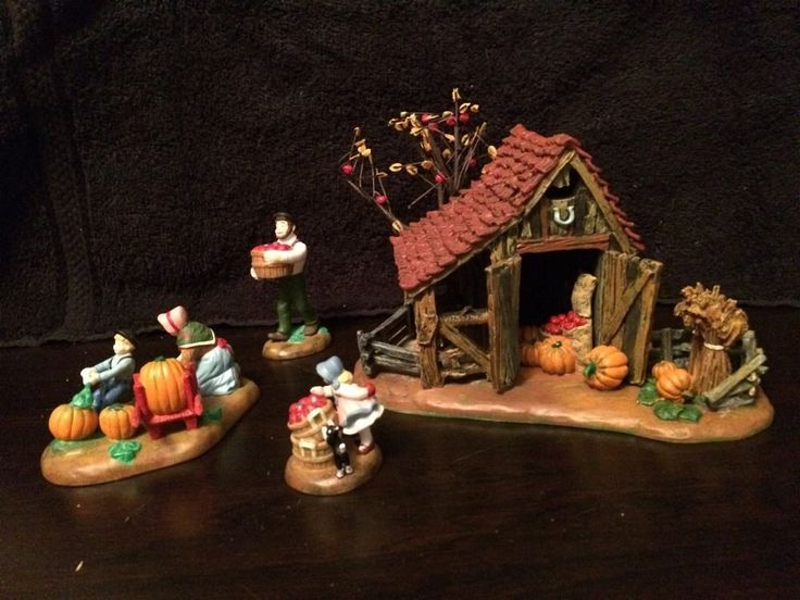 Decorating Ideas > 17 Best Images About New England Village Wish List O ~ 075812_Thanksgiving Village Decorations