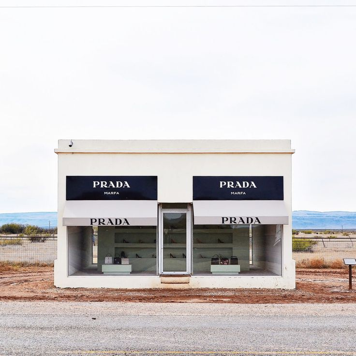 Marfa is truly an enigma. It's a quaint town (population about 1,900) in the middle of nowhere West Texas. The closest airport is almos...