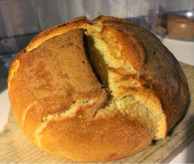 Sin gluten: Sin gluten: Pan de soda inrlandés (Soda Bread) Enlace: http://bit.ly/PjhFSv