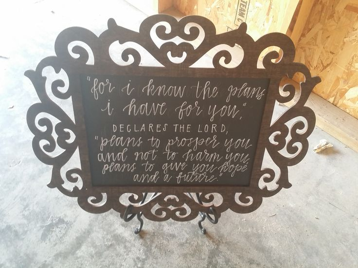 Jeremiah 29:11 rustic romantic chic wedding  chalkboard calligraphy diy smaller elements rustic romantic chic wedding