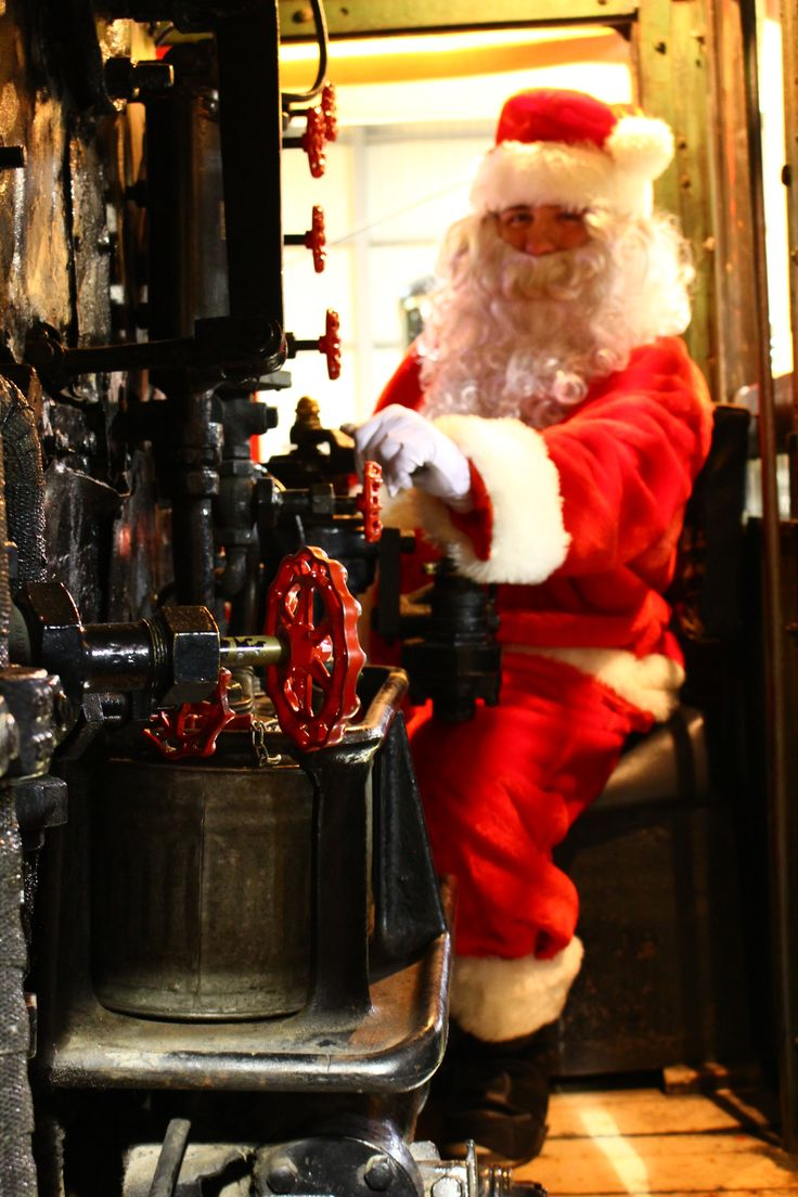 Noël ferroviaire / Railway Christmas #trains #musée #museum #Noël #Christmas