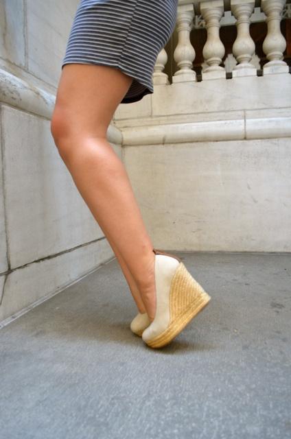 Amuse Bouche Blog photo of Michelle showing off ALDO ...