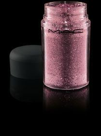 Mac Reflects Glitter - the best glitter eyeshadow that is subtle and good for all ages including the more mature skin - this is a makeup artist's favourite and hugely popular (Mac also make a great glitter for younger folks with a stunning strong glitter called Mac Glitter Brilliants and best used with Mac's mixing medium to get it to stick really well and enhance colour).