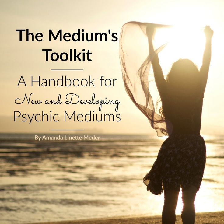 Learn more about your psychic mediumship gifts, understand your abilities and figure out how to use them in this intuitive DIY eBook -