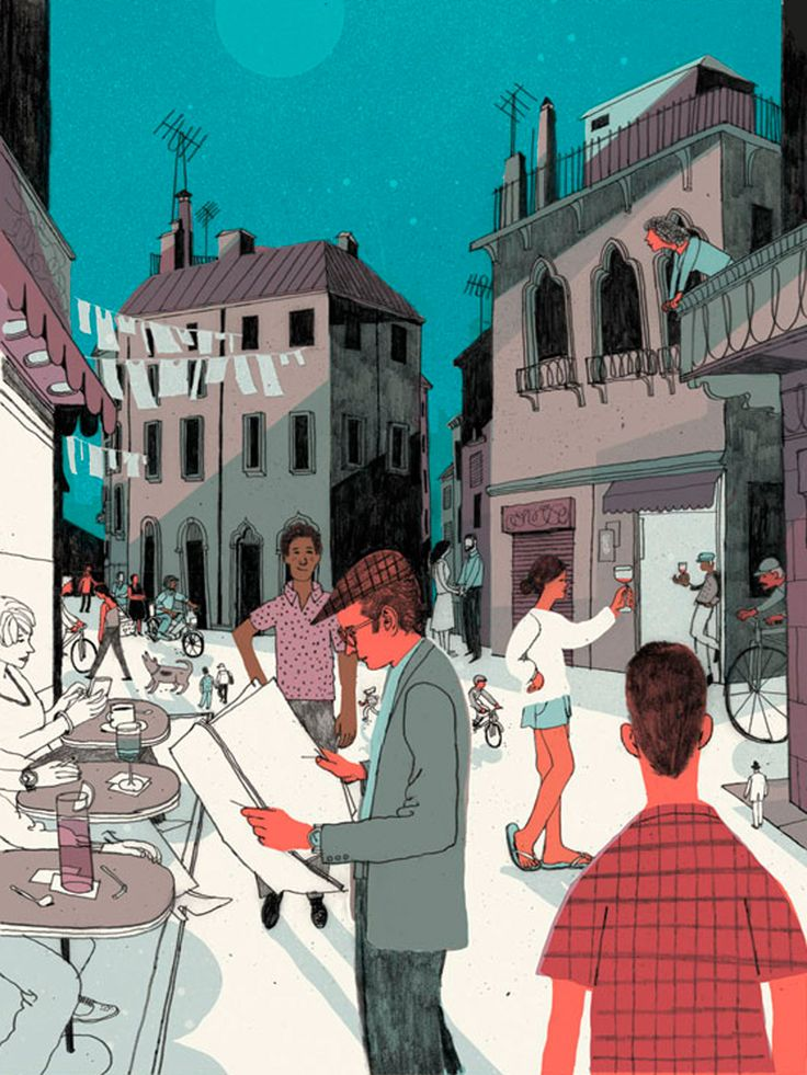 Art by Josh Cochran http://www.joshcochran.net/