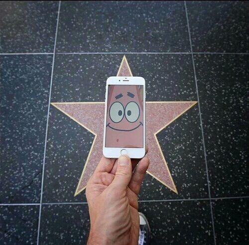 Image via We Heart It #cartoon #cool #grunge #hipster #iphone #spongebob #vintage #love
