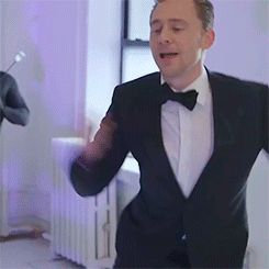 "MTV: ""What is happening here with Tom Hiddleston and Jessica Chastain? Find out tomorrow on http://mtvnews.com/"" Video: https://www.facebook.com/MTV/videos/10153321186666701/?permPage=1"