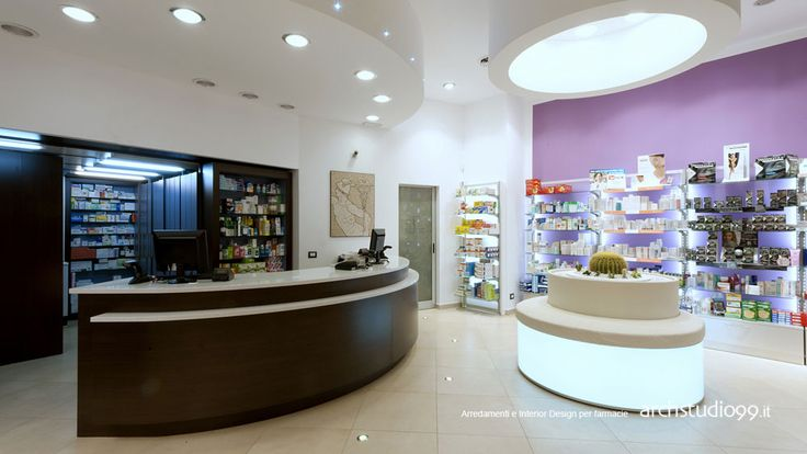 Pharmacy Interior Design Solutions By ARCHSTUDIO99
