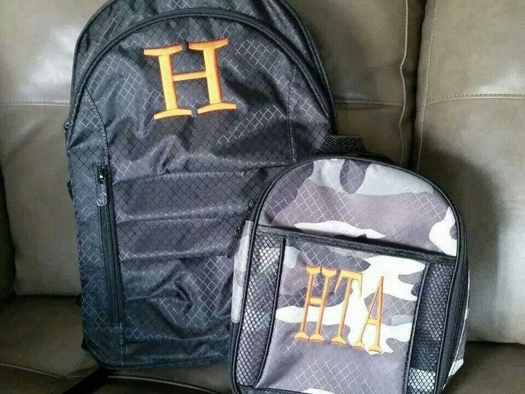 Perfect for back to school! #31 #thirtyone #thirty-one