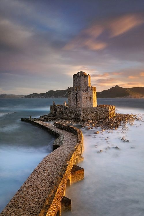 VISIT GREECE| Methoni, Greece