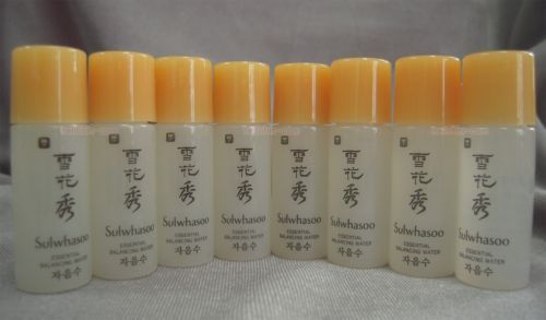 Sulwhasoo Essential Balancing Water Amore Pacific New Korean Cosmetics Sample ☆