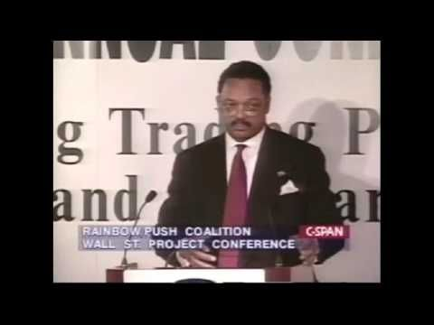The Rev. Jesse Jackson in 1999 praised Donald Trump for being someone who pushed for diversity and inclusivity.