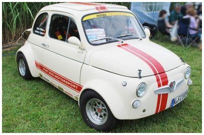 Steyr-Puch 500. Next car dream list