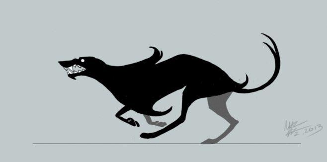 Bloochikin — anatoref: Dogs Animation Referece Row 1, 2...