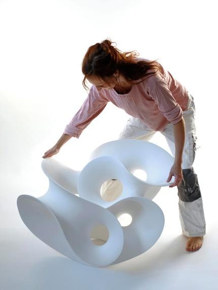 """""""The Good China"""" Ceramic Sculptures by Eva Hild: Ceramics Art, Art Sculpture, Eva Hild, To Work, Organizations Shape, Design Art, Ceramic Sculptures, Artists Eva, Ceramics Sculpture"""
