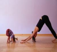 Moms and Kids: Balancing Family & Fitness