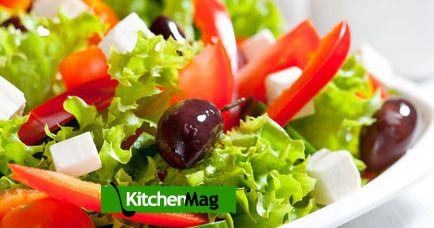 Пять низкокалорийных идей к ужину - KitchenMag.ru