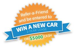 BoostUp Sweepstakes - Win a new car or cash