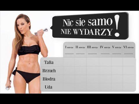 Trening 6 minut - Ewa chodakowska  cz. 5
