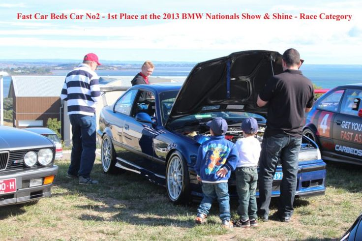 At team Fast Car Beds, we have a serious motorsport team who just love taking it to the track.  www.fastcarbeds.com.au