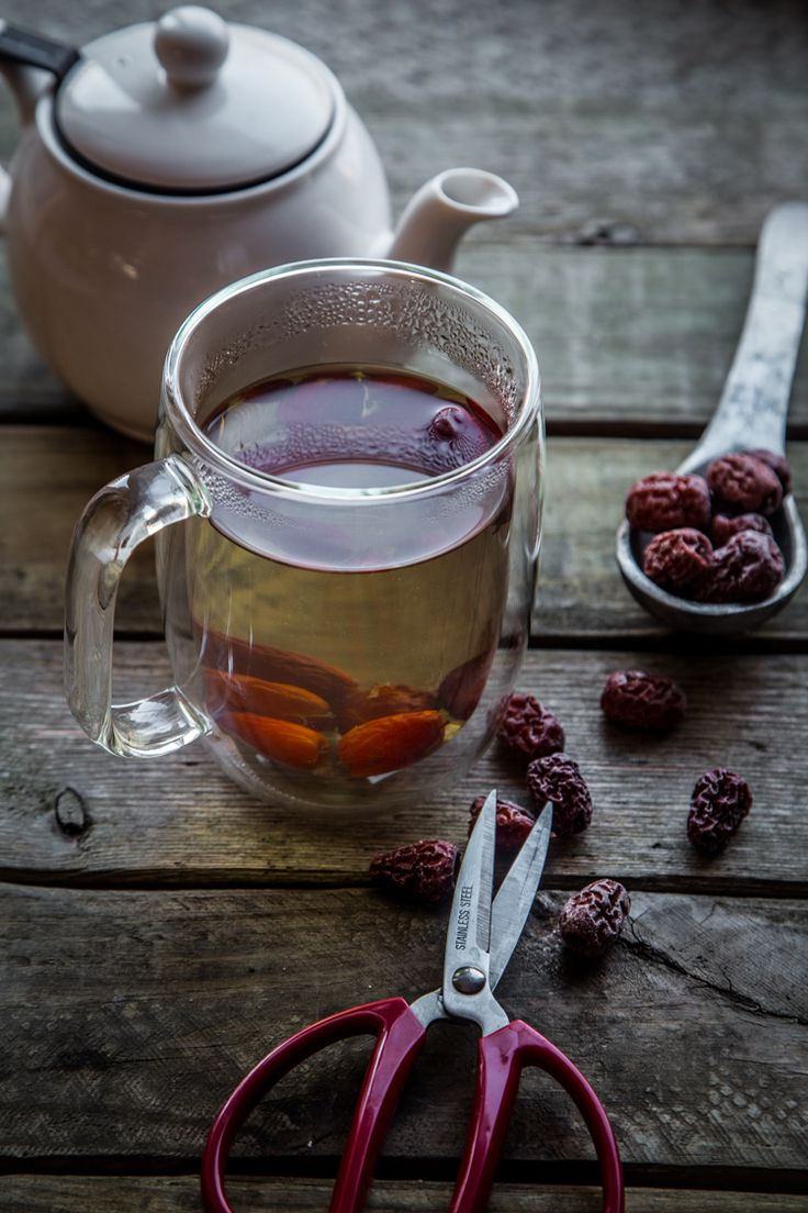 This Chinese red dates tea is so simple to make and great for overall well-being