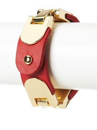 70% OFF CC Skye Maya Hinge Red Bracelet