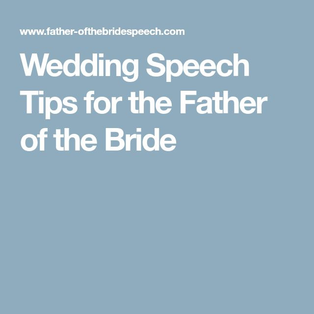 Order Of Speeches At A Wedding: Best 25+ Father Of Bride Speech Ideas On Pinterest