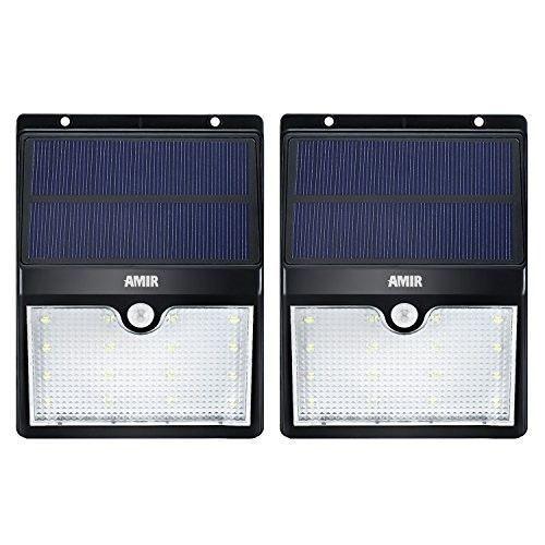 Solar Flag Pole Lights Led Solar Motion Sensor Lights Solar Garden Lights 2-Pack #SolarFlagPoleLights #Contemporary